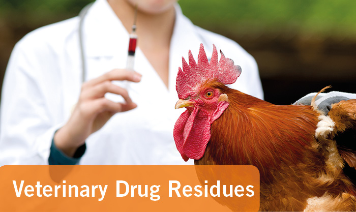 Veterinary Drug Residues