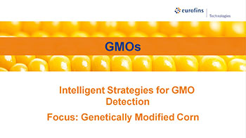 Genetically Modified Corn Webinar